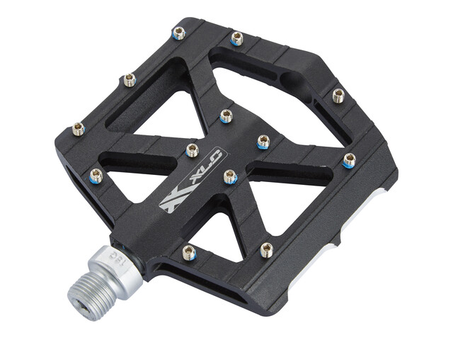 XLC PD-M12 Pedale schwarz
